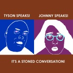a stoned conversation
