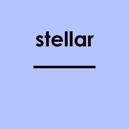 stellar text