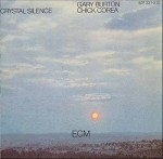 gary burton & chick corea // crystal light
